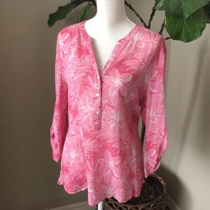Tommy Bahama Blouse XL